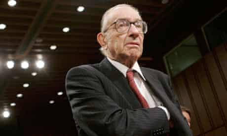 Greenspan Testifies At Senate Hearing On Oil Dependence