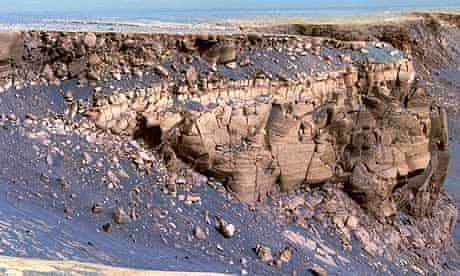 Cape St Vincent, Mars