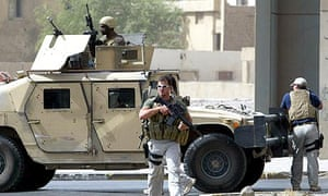 us security firm blackwater faces expulsion from iraq world news