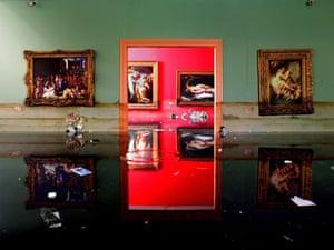 Gallery David LaChapelle: Retrospective exhibition at Le Palais de la Monnaie