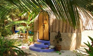 Peter Kimpton travels to Yub Yam Eco Resort in Goa