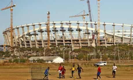 Cape Town's Greenpoint stadium