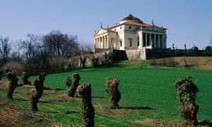 Villa Capra, La Rotunda, by Andrea Palladio