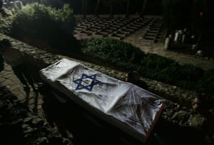 Gallery gaza conflict: Funeral of ISraeli soldier killed during the fighting in Gaza,
