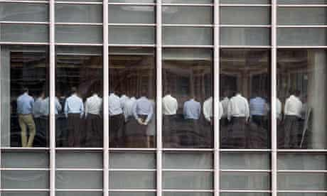 Lehman Brothers staff learn their fate