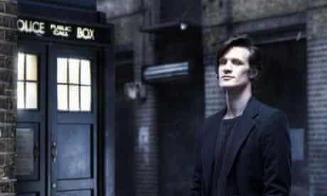 Matt Smith who will play Doctor Who