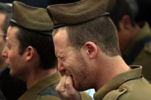 Gallery gaza: Funeral for Israeli soldier killed in Gaza