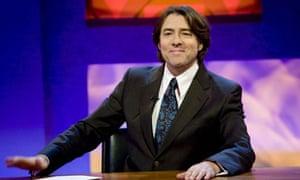 Jonathan Ross hits screens again on 23 January. Photograph: BBC/Hot Sauce