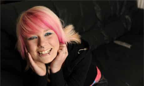 Louise Bagot from Merseyside