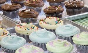 Cupcakes from Magnolia Bakery, New York