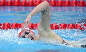 Rebecca Adlington, Beijing Olympics 2008