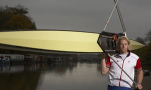 Andy Hodge at Molesey Boat Club