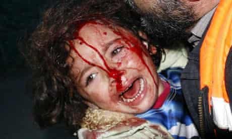 Israel Continues Attacks In Gaza