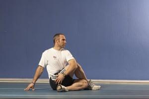Jamie Staff, Indian knot stretch