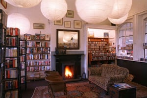 Top secondhand bookshops: Top 10 secondhand bookshops: Barter Books, Alnwick Station, Northumberland
