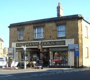 Top secondhand bookshops: Top 10 secondhand bookshops: Gresham Books, Crewkerne, Somerset