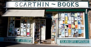Top secondhand bookshops: Top 10 secondhand bookshops: Scarthin Books in Cromford, Derbyshire
