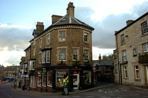 Top secondhand bookshops: Top 10 secondhand bookshops: Scriveners, Buxton, Derbyshire Peak District
