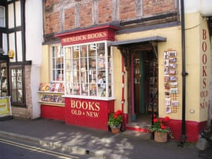 Top secondhand bookshops: Top 10 secondhand bookshops: Wenlock Books in Much Wenlock, Shropshire