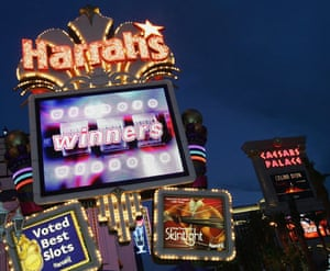 Week in Business: Harrah's gets buyout offer from Apollo Management