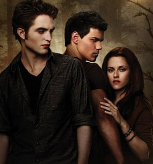 Twilight New Moon: Twilight New Moon: Edward, Jacob and Bella