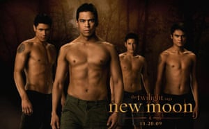 Twilight New Moon: Twilight New Moon: the werewolf clan