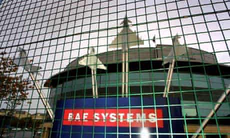 BAE Systems' office in Edinburgh