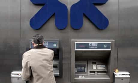 RBS cashpoint