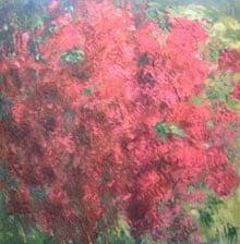Autumnal Hydrangea