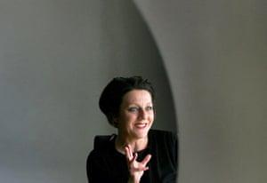 Herta Müller: Writer Herta Müller in 2005