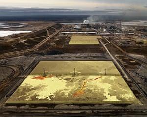 Edward Burtynsky Oil: Alberta Oil Sands #6, Fort McMurray, Alberta 2007