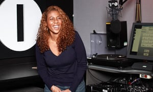 Janine Kempadoo, radio producer at 1Xtra, BBC
