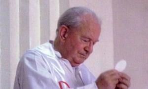 he Rev Michael Sinnott, 79