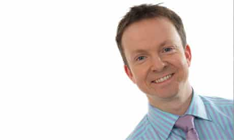 Leo blog :  Paul Hudson, Weather presenterfor Look North - Yorkshire