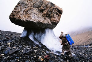 Earth Alert: Melting Baltoro glacier, Balistan, Pakistan