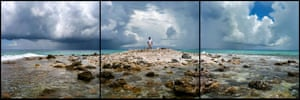 Earth Alert: Pacific Island nation of Tuvalu endangered by sea rising