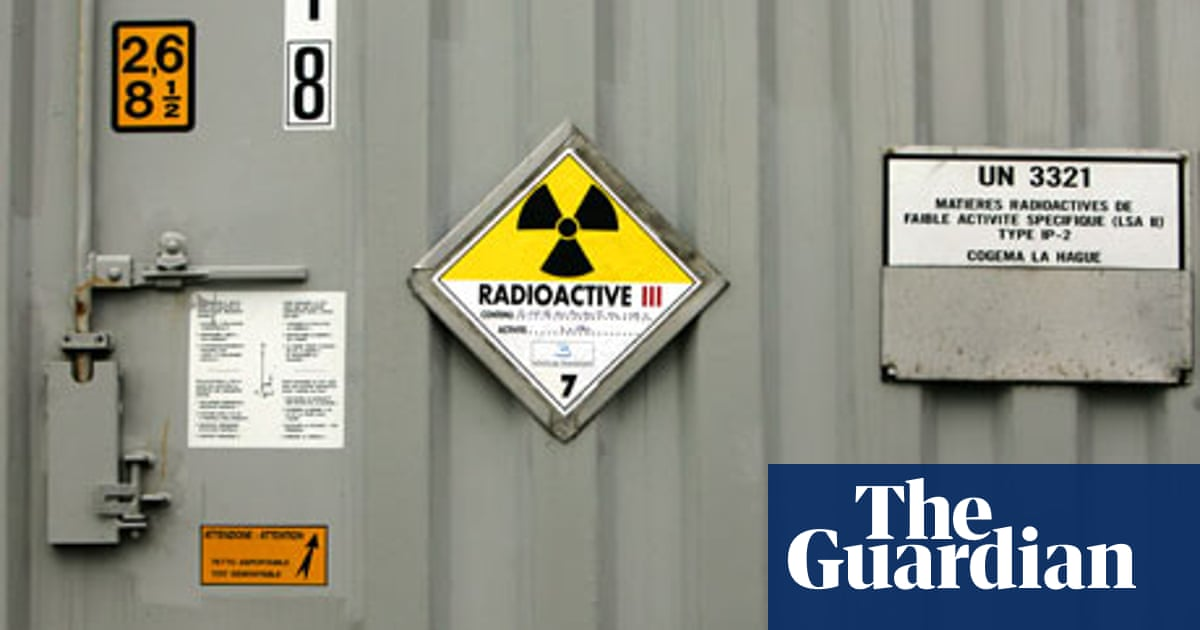 Don't believe the spin on thorium being a greener nuclear