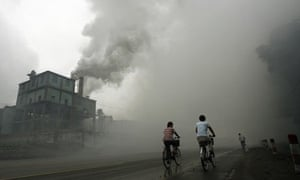 Chinese pollution