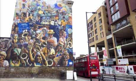 Dalston east London