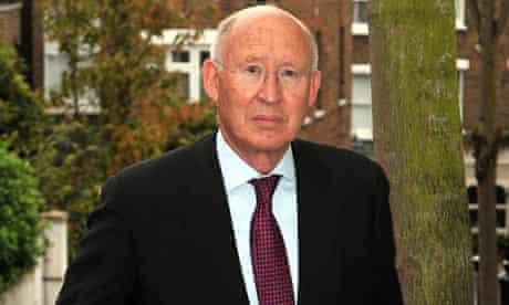Sir Thomas Legg, leading inquiries into MPs expenses