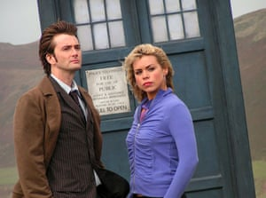 10 years: David Tennant and Billie Piper