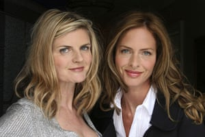 10 years: Trinny and Susannah