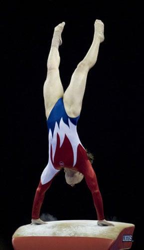 gymnastics: gymnastics