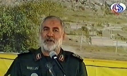 General Noor Ali Shooshtari