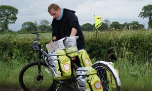 Bike blog: Kevin Shannon before a 38,000 mile trip around the world