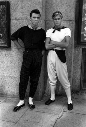 Blitz Kids: Martin Kemp and Steve Norman
