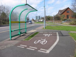 Crap Cycle Lanes: Warrington Cycle Campaign, published by Eye Books
