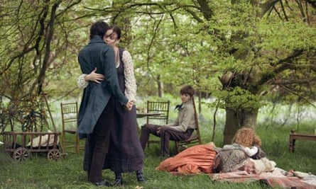 Film still from Bright Star