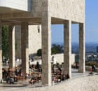 The Getty Center in Los Angeles, California. Photograph: Paul Owen.