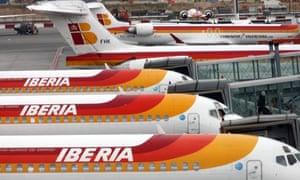 SPAIN-BRITAIN-AIRLINE-IBERIA-TAKEOVER-FILES